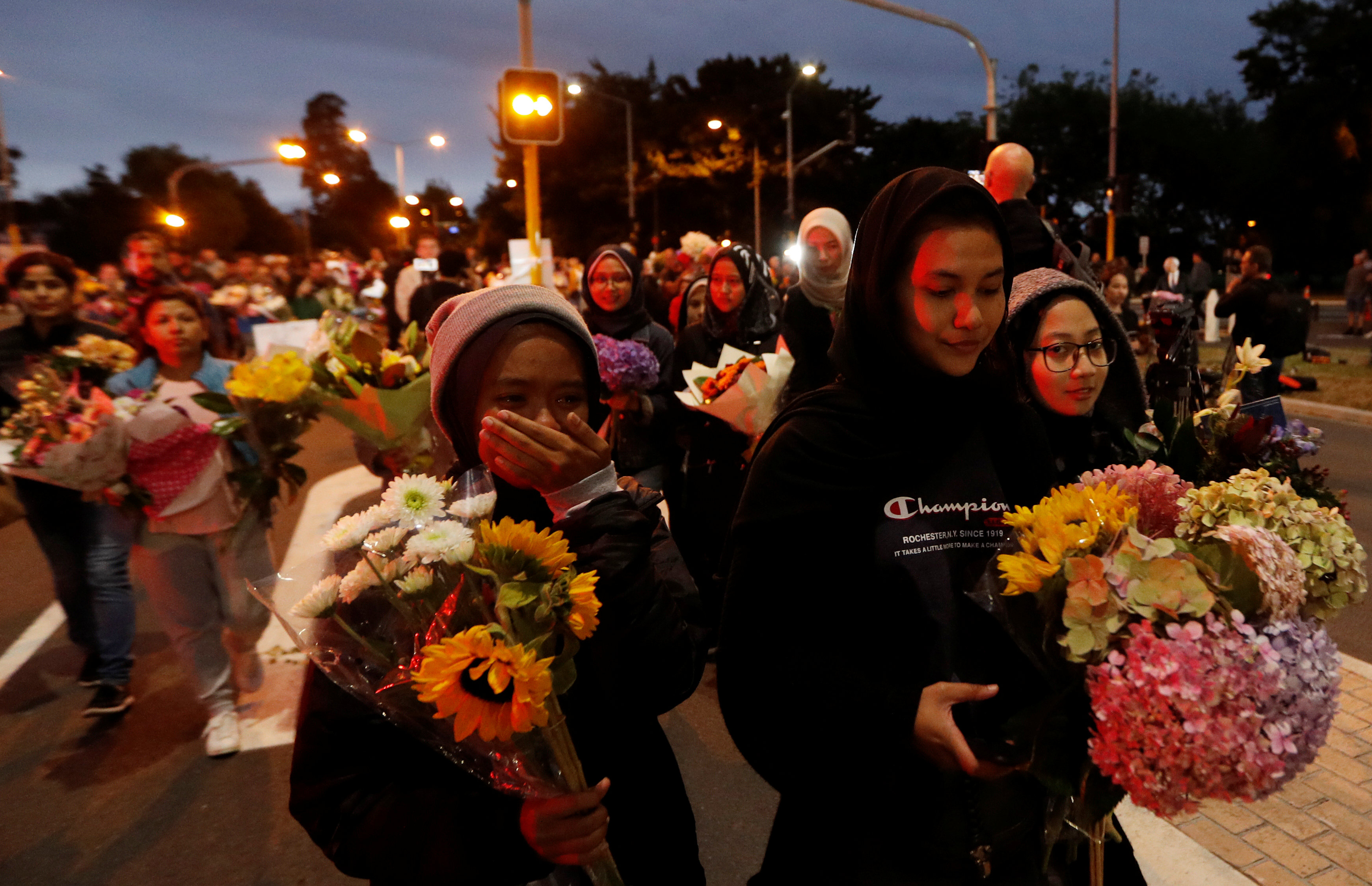 Masjid New Zealand Pinterest: Somalia Calls For 'united Stand Against Terror' After New