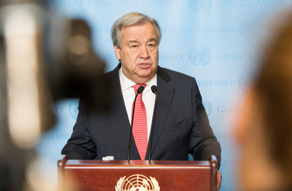 "Keep ""their spirit of service alive"" – UN chief urges after Ethiopia"