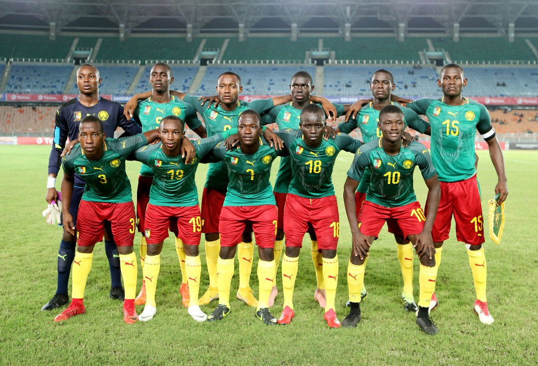 Cameroon National Football Team Background 6
