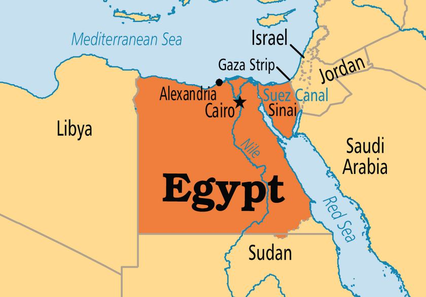 Egypt receives most wanted terrorist from Libya | CGTN Africa