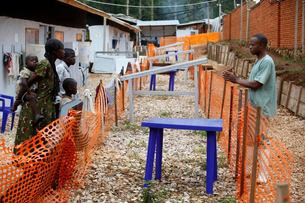 WHO Helping East African States Respond To Ebola