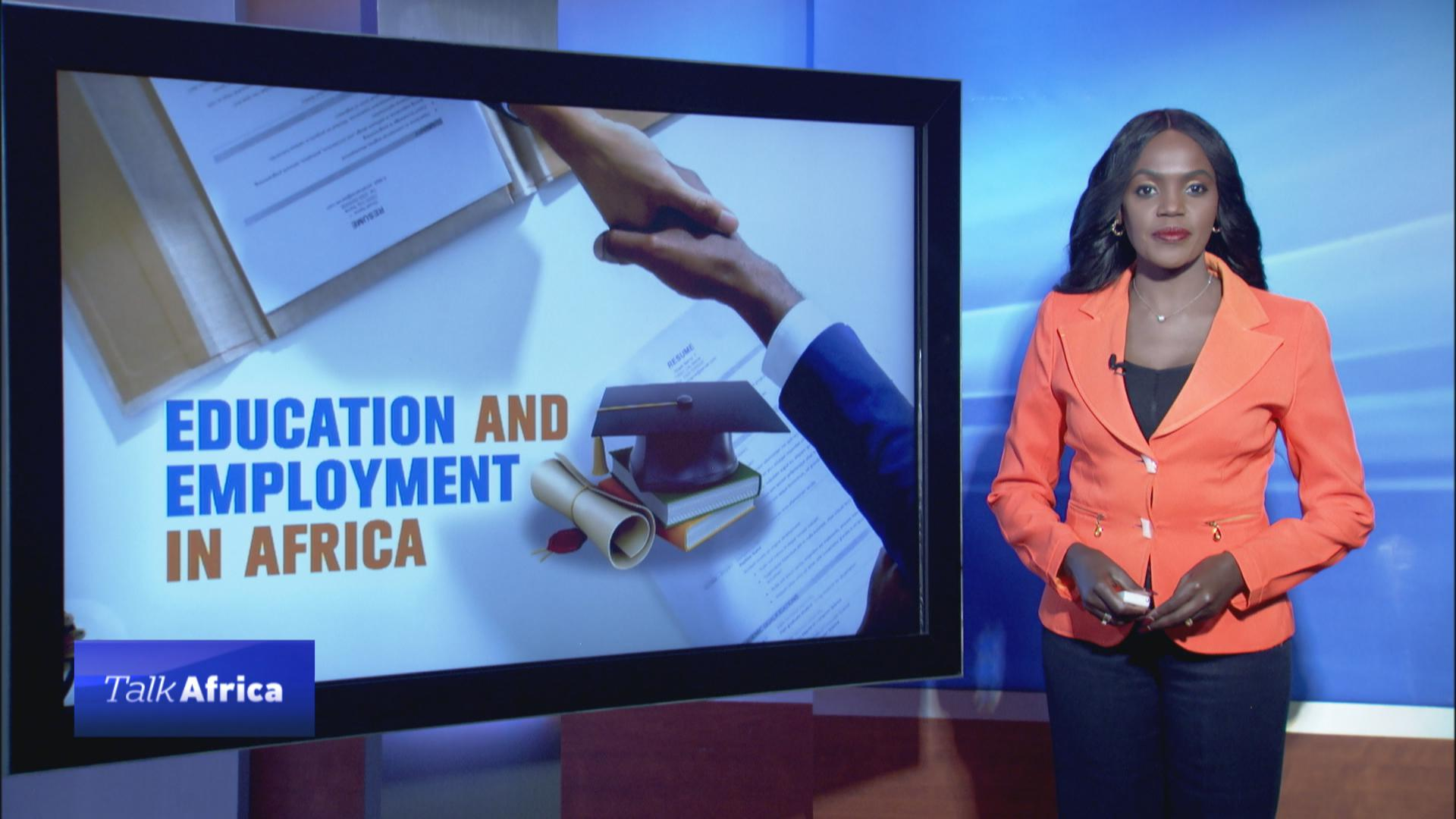 Talk Africa: Education and employment in Africa