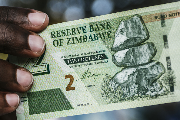 Zimbabwe To Roll Out New Currency This November Cgtn Africa