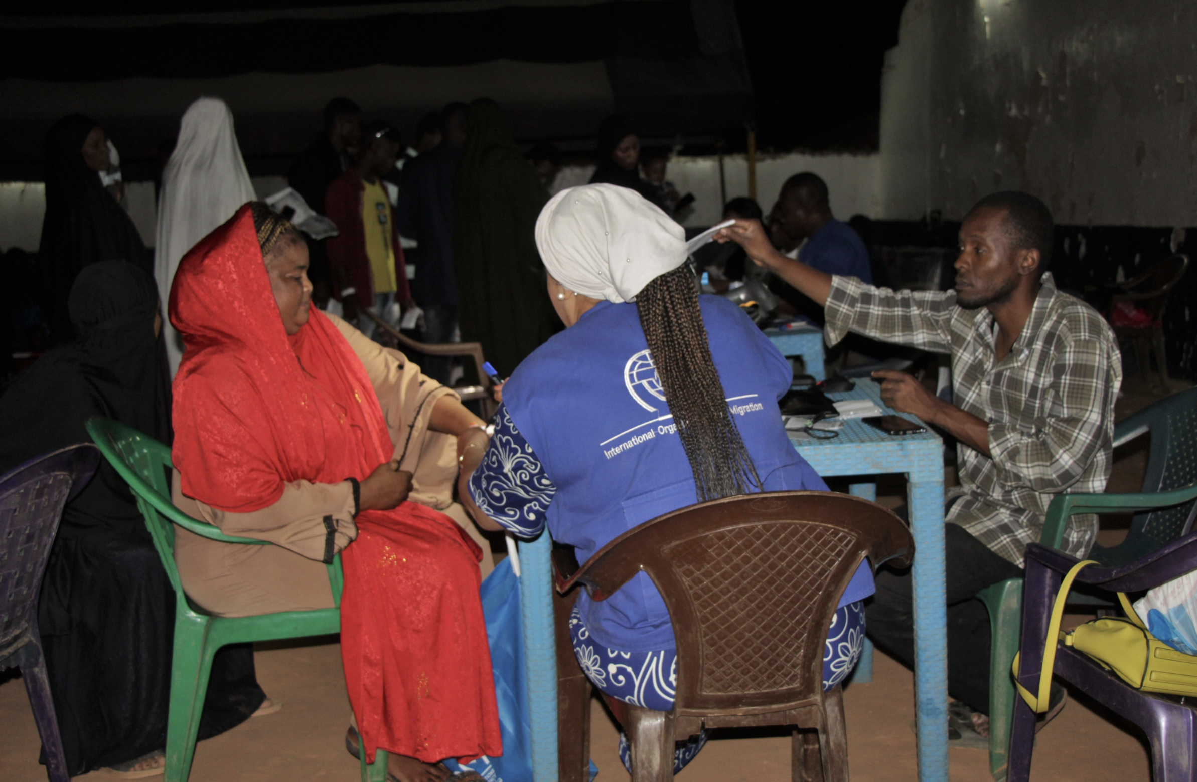 IOM deports 126 illegal immigrants from Libya to Nigeria