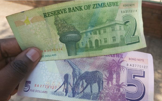 New Banknotes Roll Out In Zimbabwe