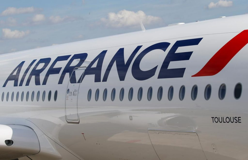 Liberia Celebrates Air France S Return In 2020 Cgtn Africa