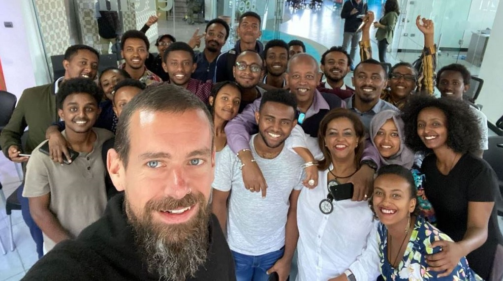 Twitter C E O Plans To Move To Africa Next Year Cgtn Africa