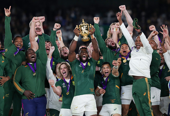 Rugby World Cup 2019 In Japan Most Watched Rugby Event Ever Cgtn Africa