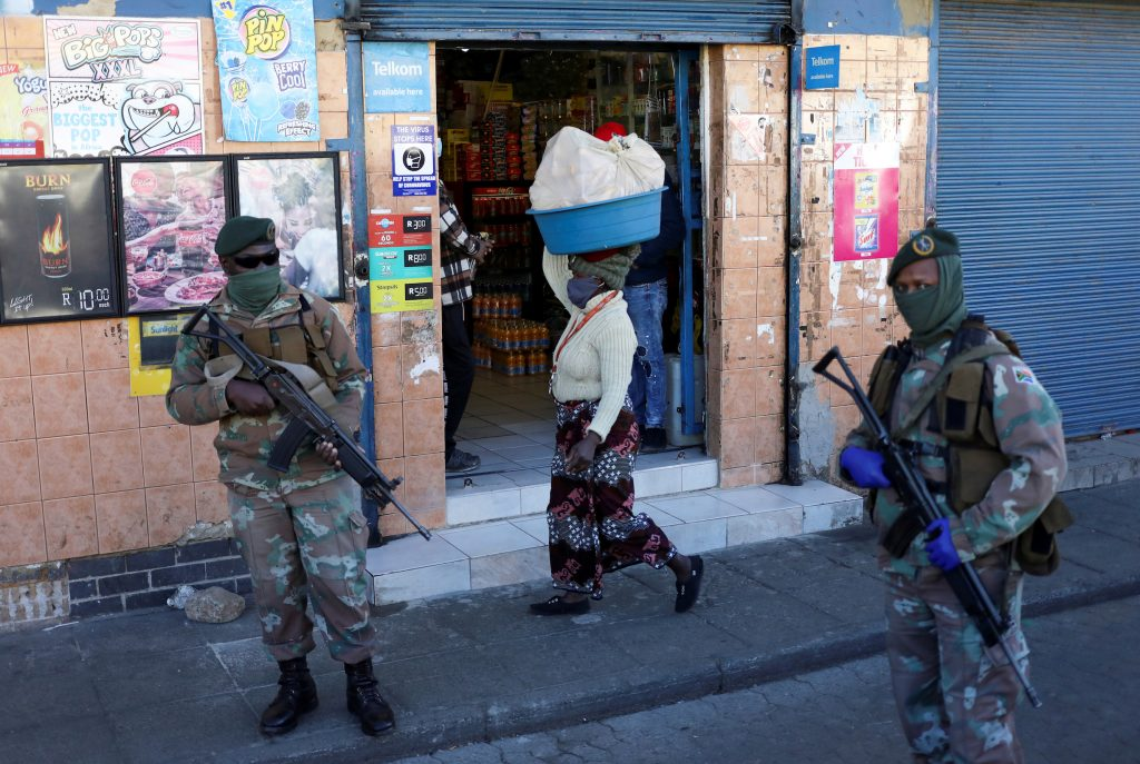South Africa court rules level 3 &4 lockdown restrictions ...