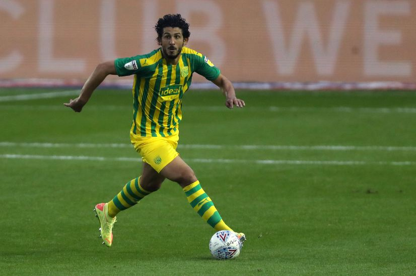 Africans In Europe Egypt S Hegazi Hits Milestone For West Brom In 3 0 Win Cgtn Africa