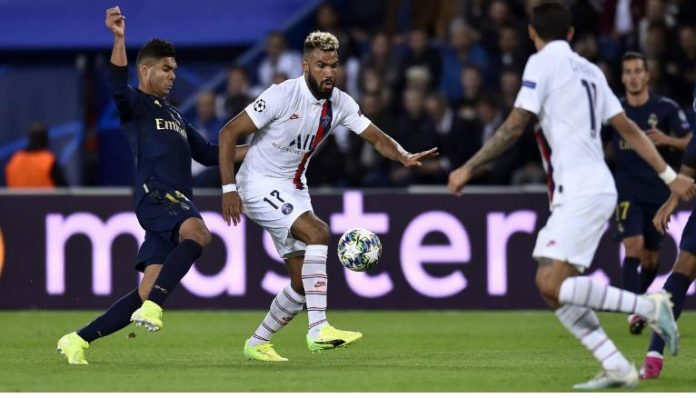 Cameroon U2019s Choupo Moting Extends Stay With PSG Until End