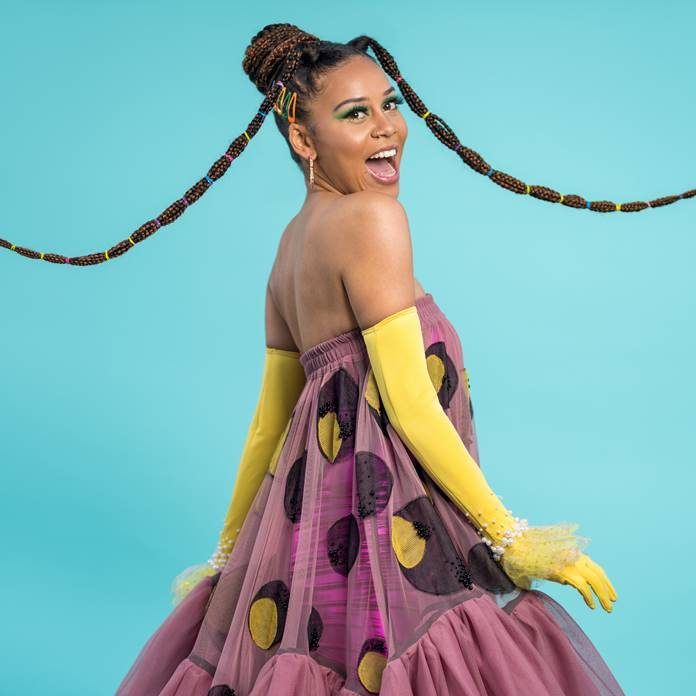 South African musician Sho Madjozi signed by American label Epic Records |  CGTN Africa