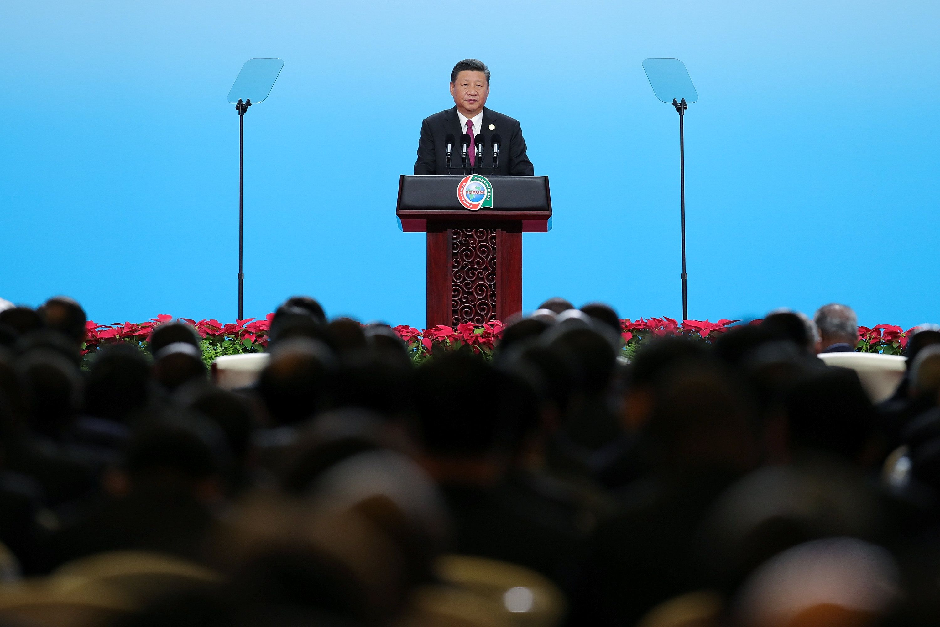 No strings attached with Africa deal- China's Xi Jinping