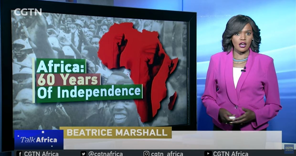 Talk Africa: 60 years of independence for Africa
