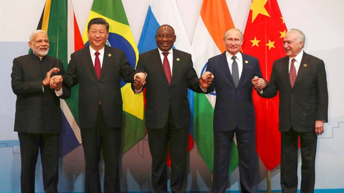 BRICS Summit 2018:Leaders sign Johannesburg declaration