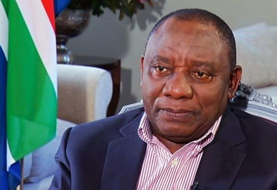 South African president rejects claims of Chinese 'colonialism'