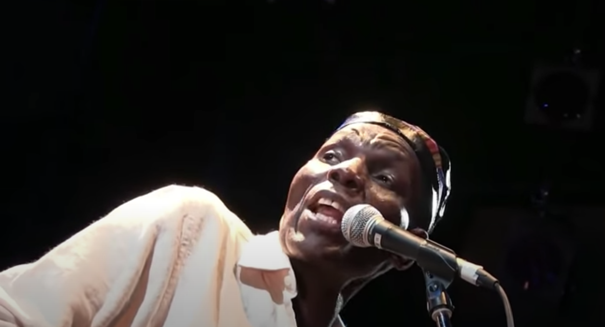 Faces of Africa – Oliver Mtukudzi: 'Life is about Defeating Challenges'