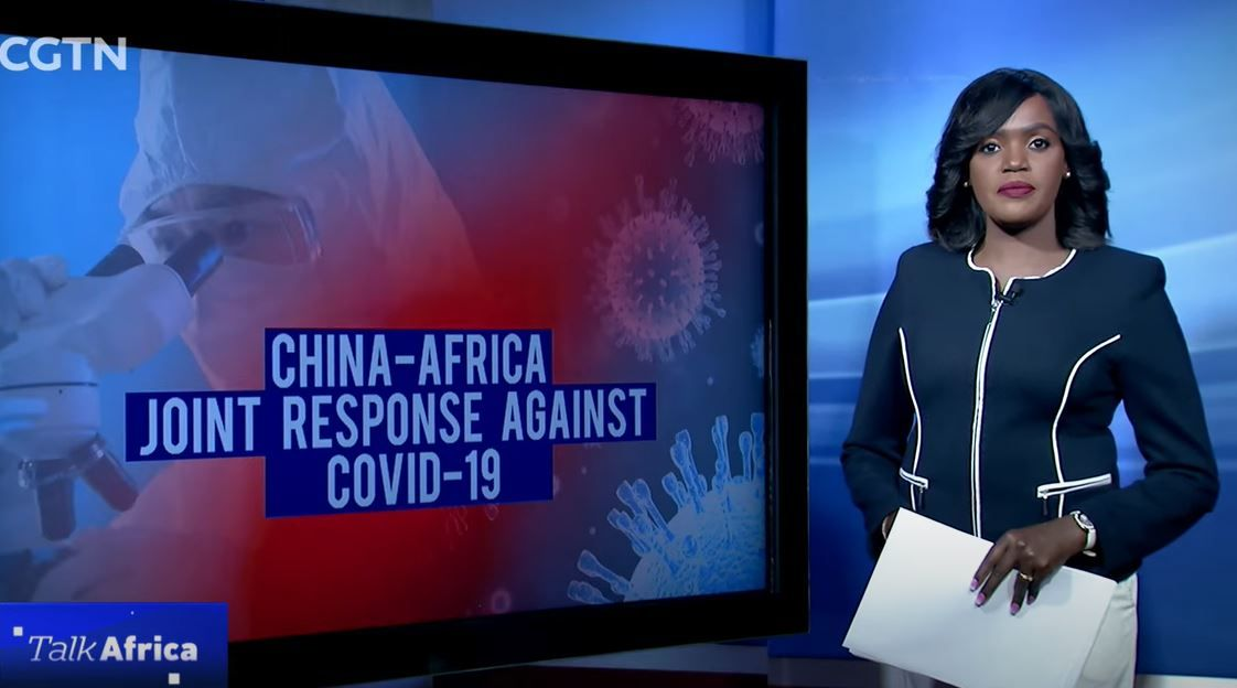 Talk Africa: China-Africa joint response against COVID-19