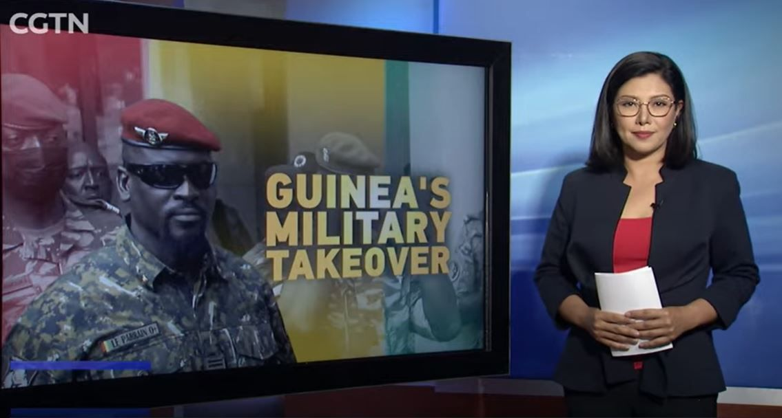 Talk Africa: Guinea's military takeover