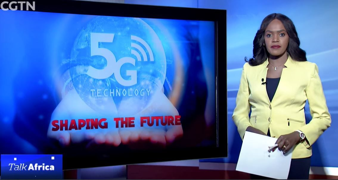TALK AFRICA: 5G Shaping the future
