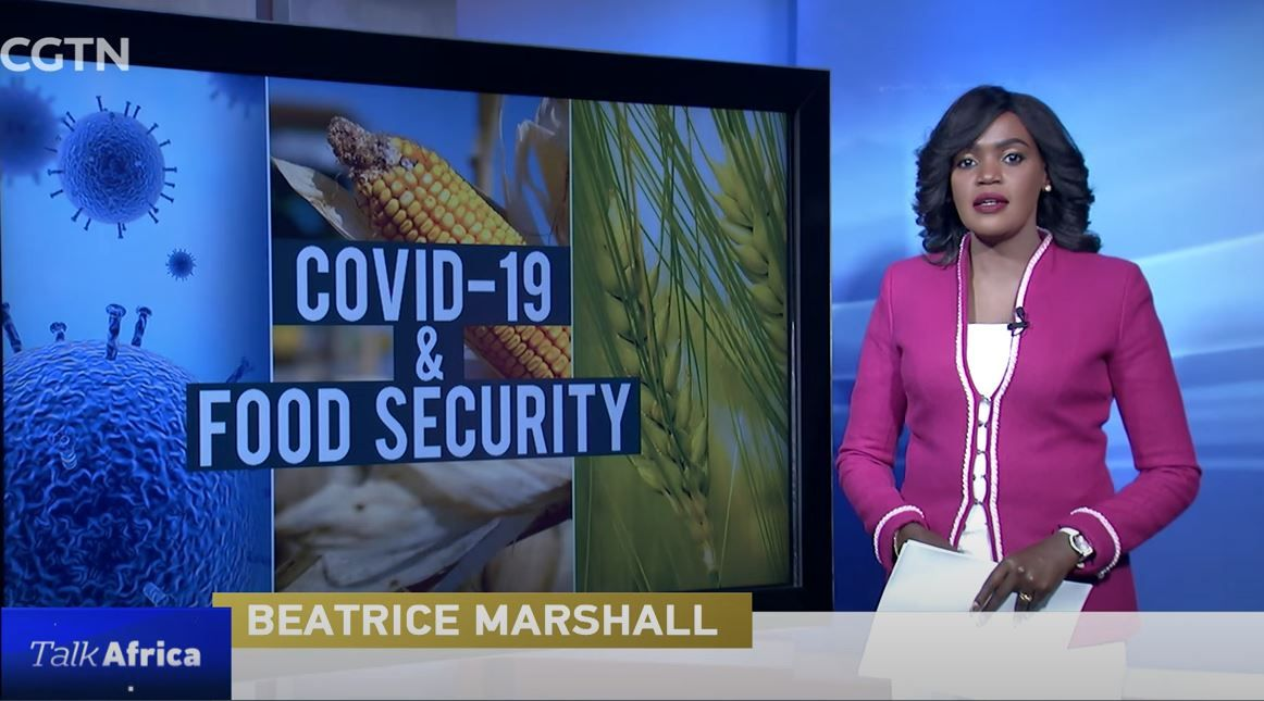 Talk Africa: COVID-19 and Food Security