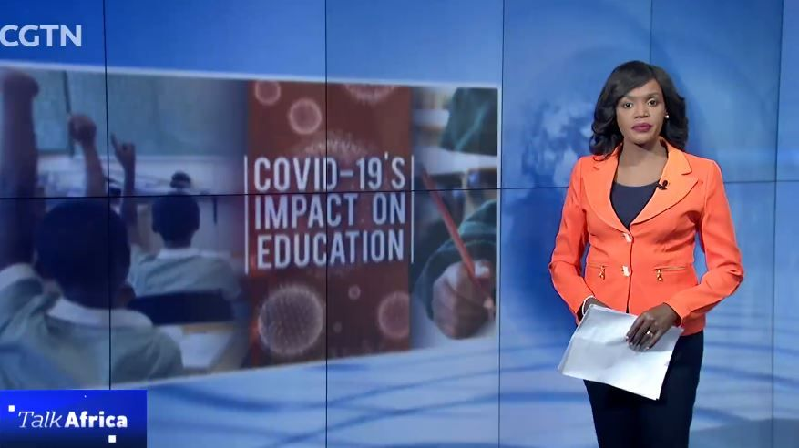Talk Africa: COVID-19's impact on education