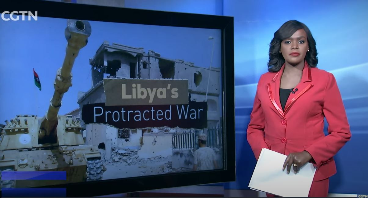 Talk Africa: Libya's Protracted War