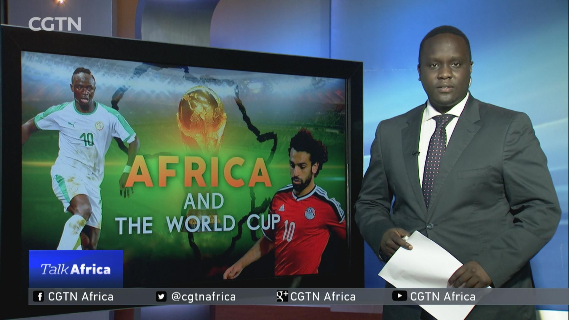 Talk Africa: Africa and the World Cup