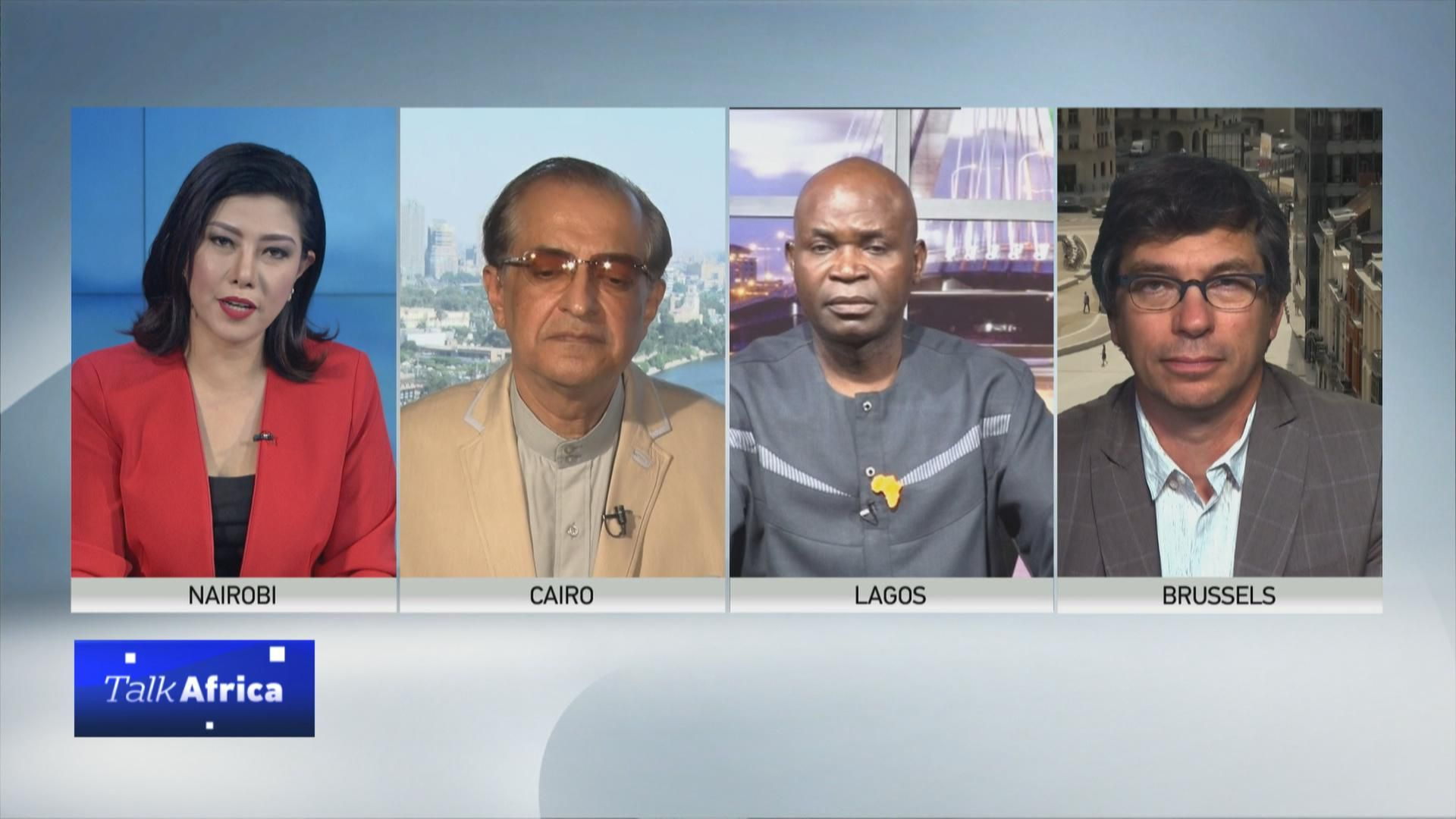Talk Africa:Recovering Africa's lost artefacts