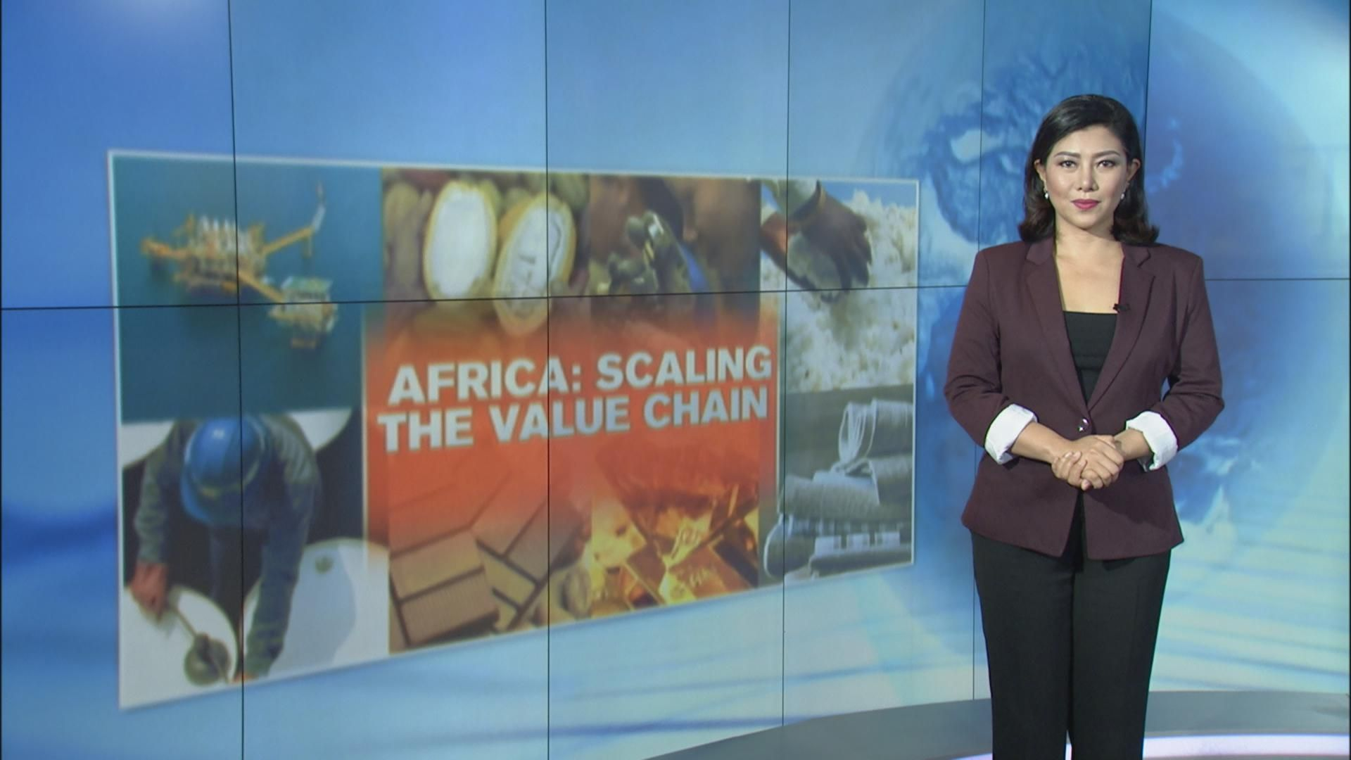 Talk Africa: Africa scaling the value chain