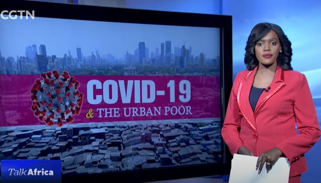 Talk Africa: COVID-19 and the urban poor