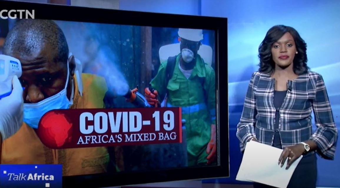 Talk Africa: Africa's mixed bag – COVID-19