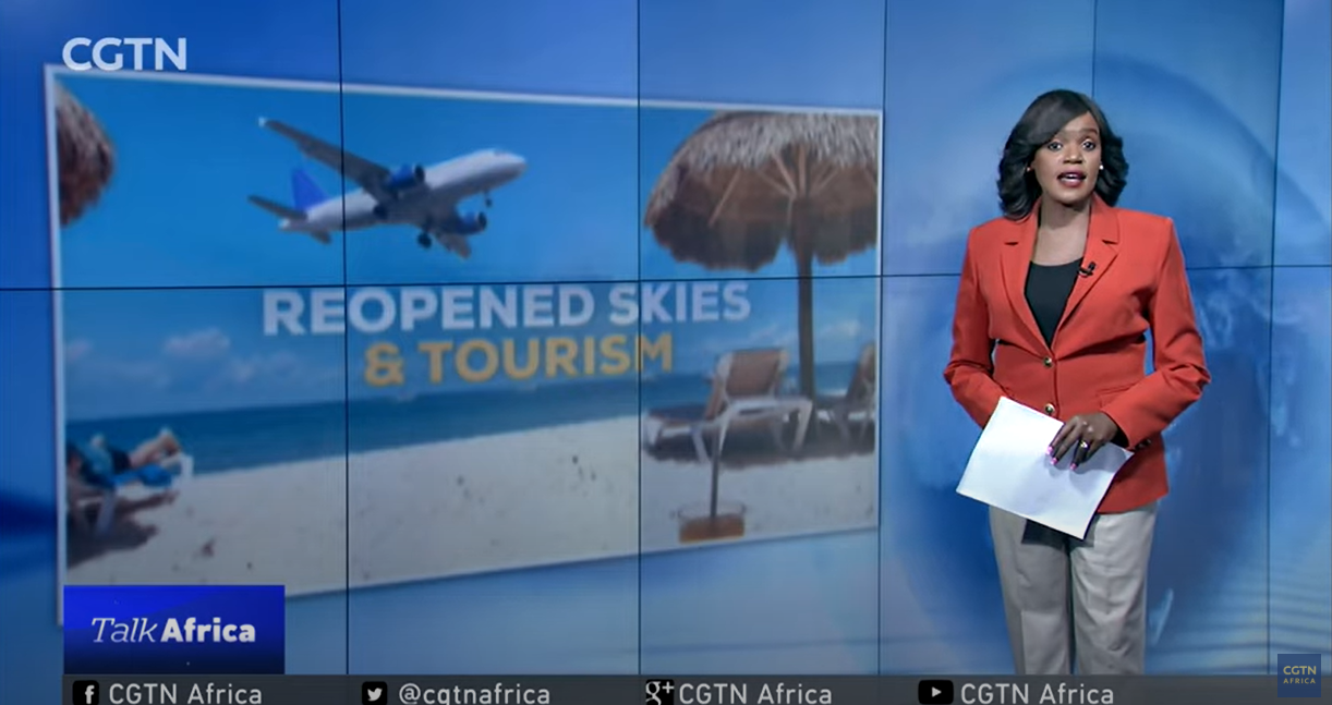Talk Africa: Reopened Skies and Tourism