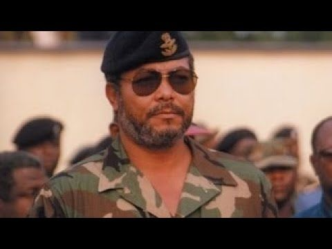 Faces of Africa – The Jerry Rawlings Story