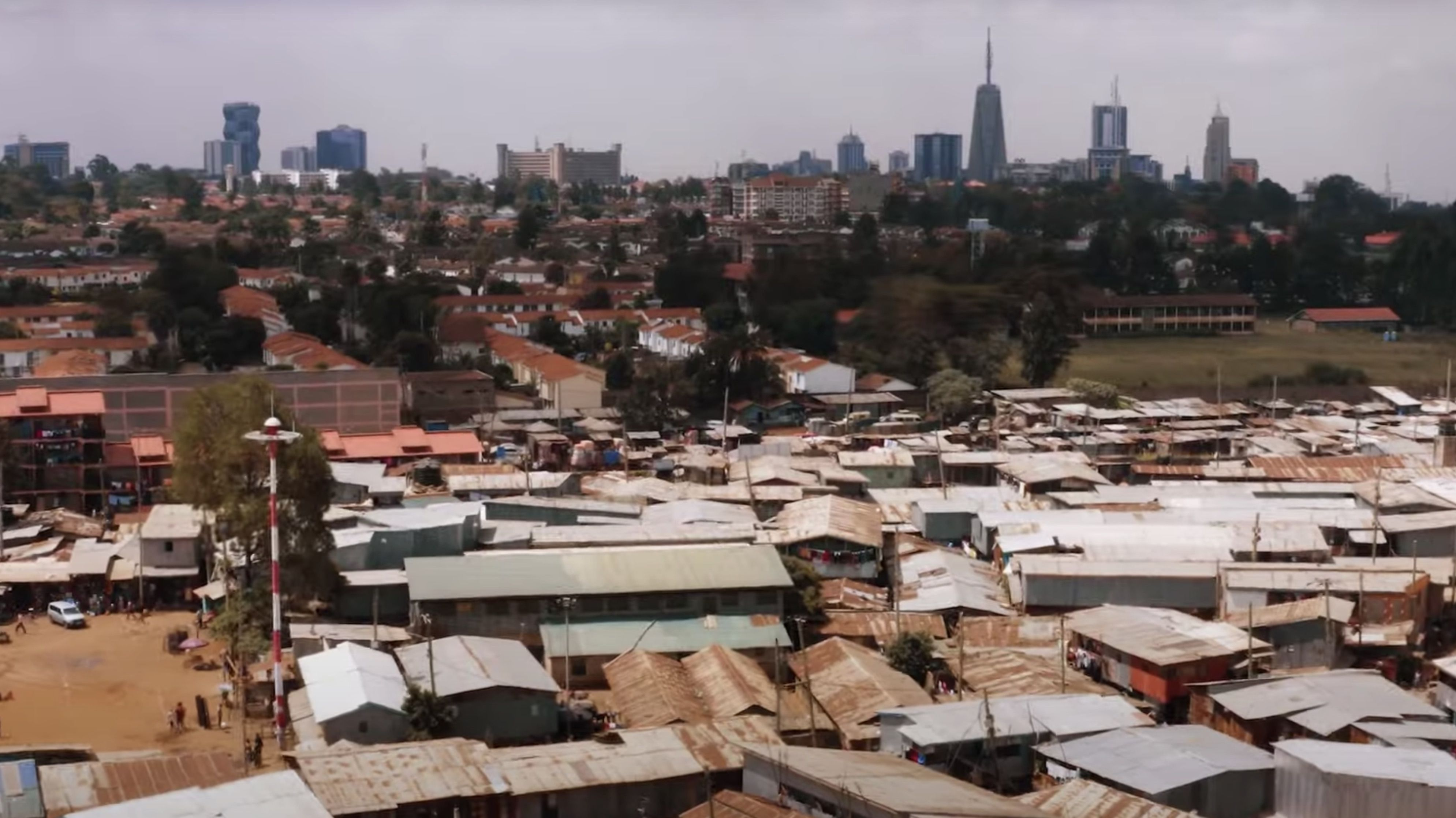 FACES OF AFRICA – KIBRA IS HOME