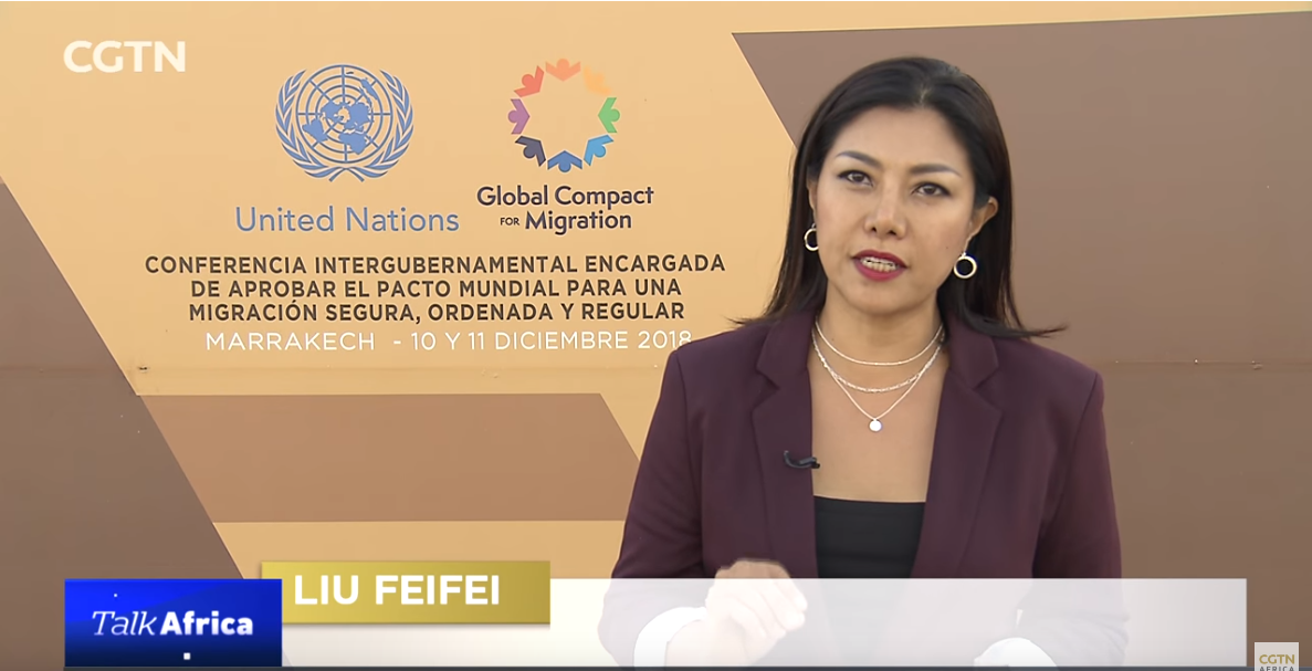 Talk Africa: The global compact for migration