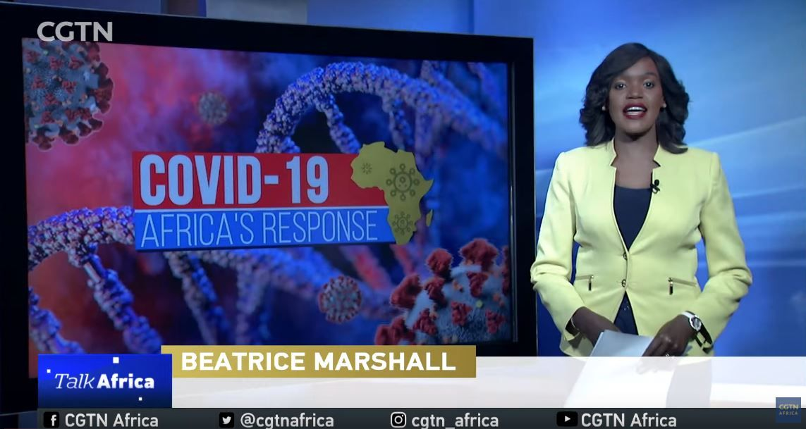 Talk Africa: Africa's response to COVID-19