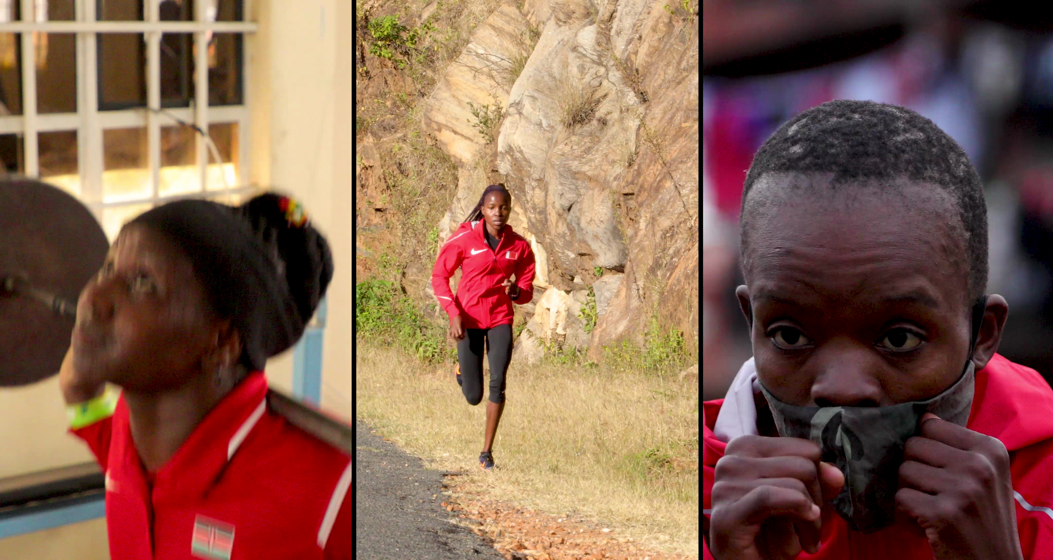 Faces of Africa – Olympic Dreams Deferred Pt.2