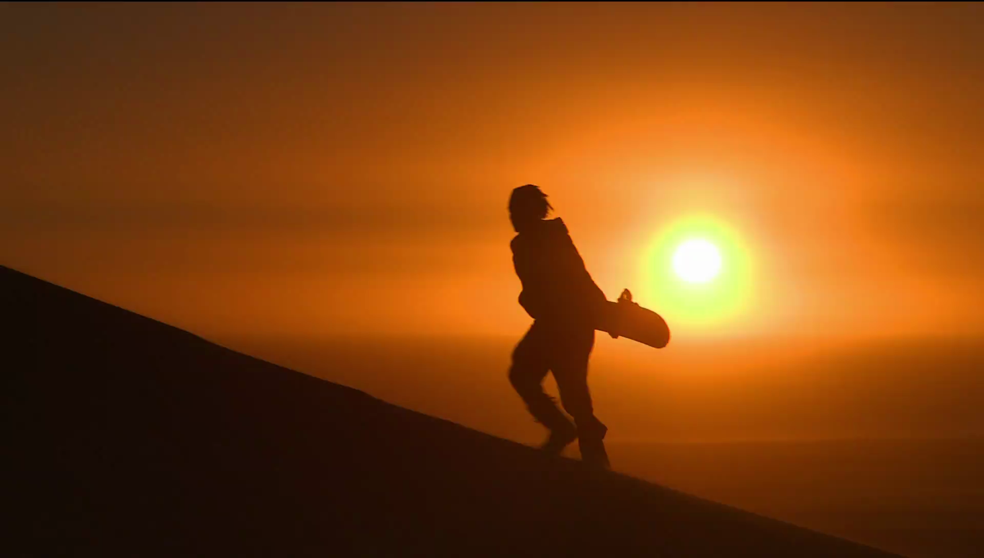 Faces Of Africa – Down Rise: A Sandboarder's Dream